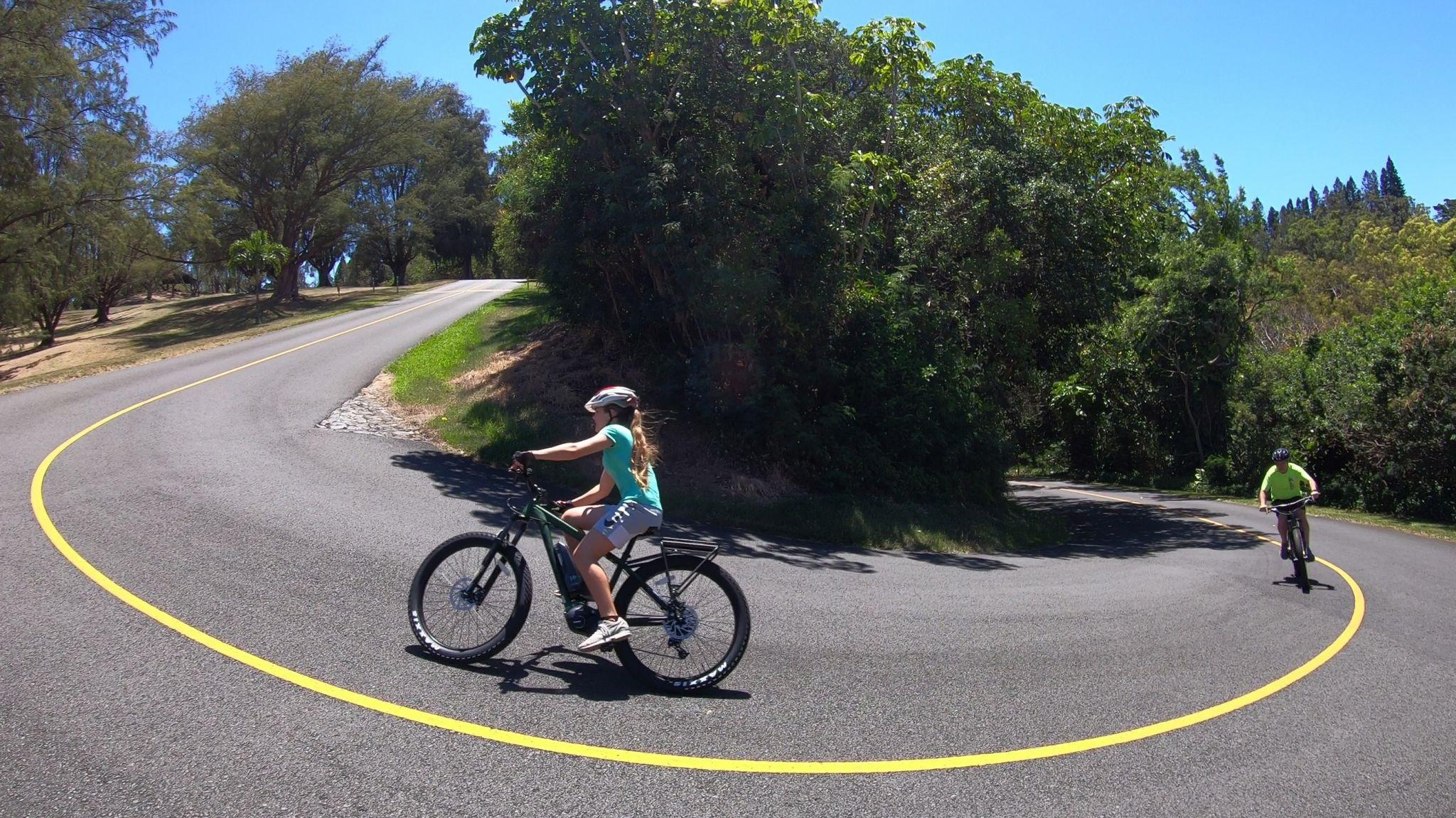 E-Bike Tour - Honolulu Rainforest Ride - Bike Hawaii