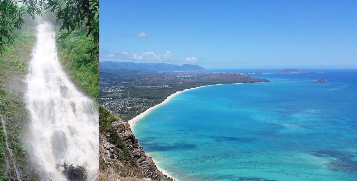Waterfall Hike And East Oahu Combo