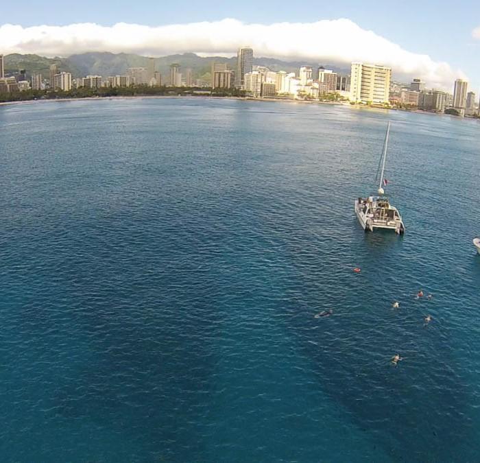 Hawaii-waikiki-snorkel-sail-7